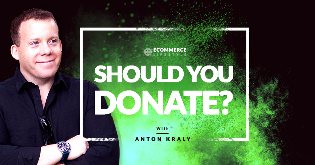 Should you donate to charity?