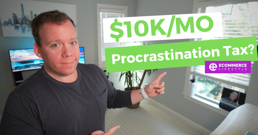 Procrastination Tax