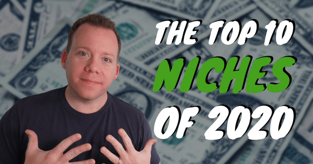 top dropshipping niches 2020