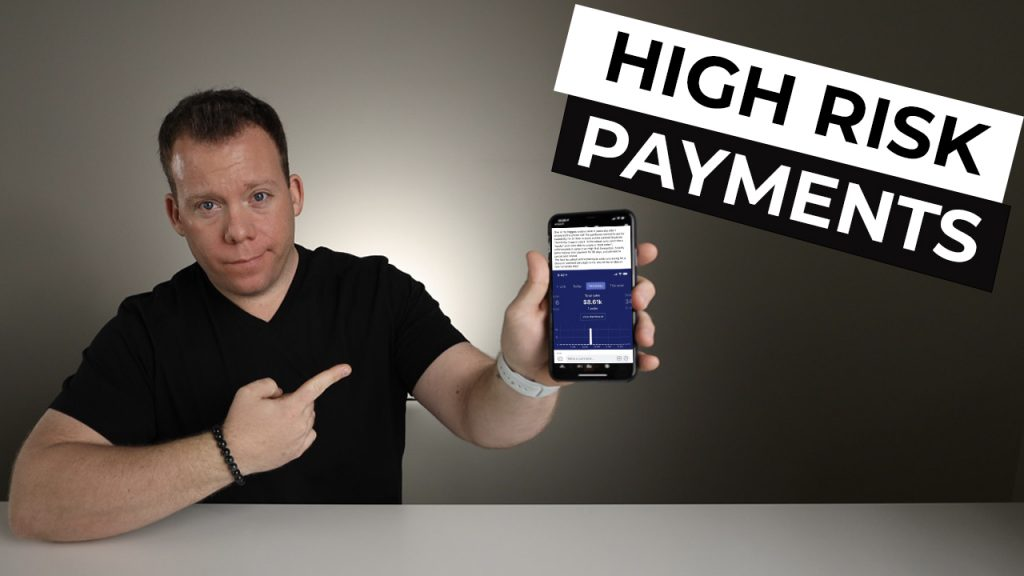 High RIsk Shopify Payments