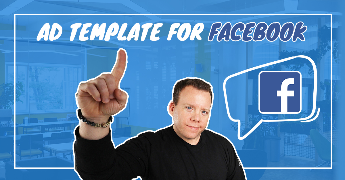 Remarketing Ad Template for Facebook