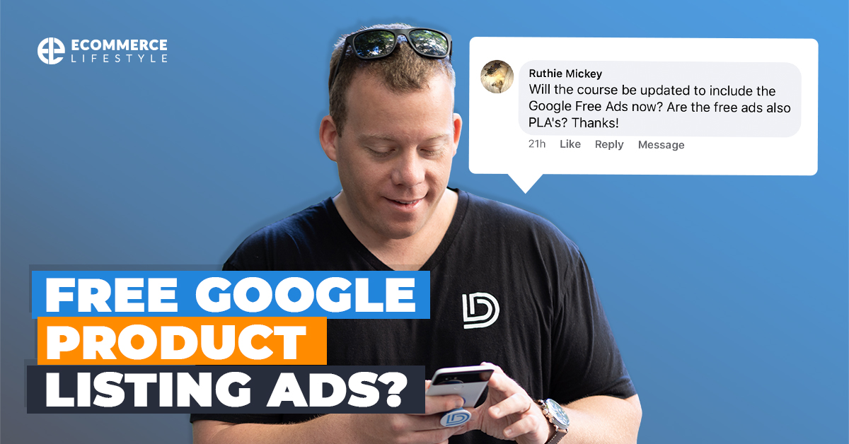 Free Product Listing Ads?
