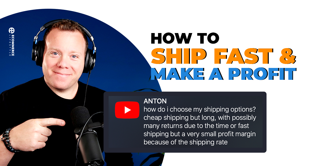 How to Ship Fast & Make a Profit