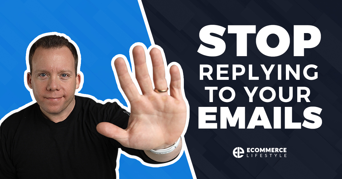 Stop Replying to Your Emails