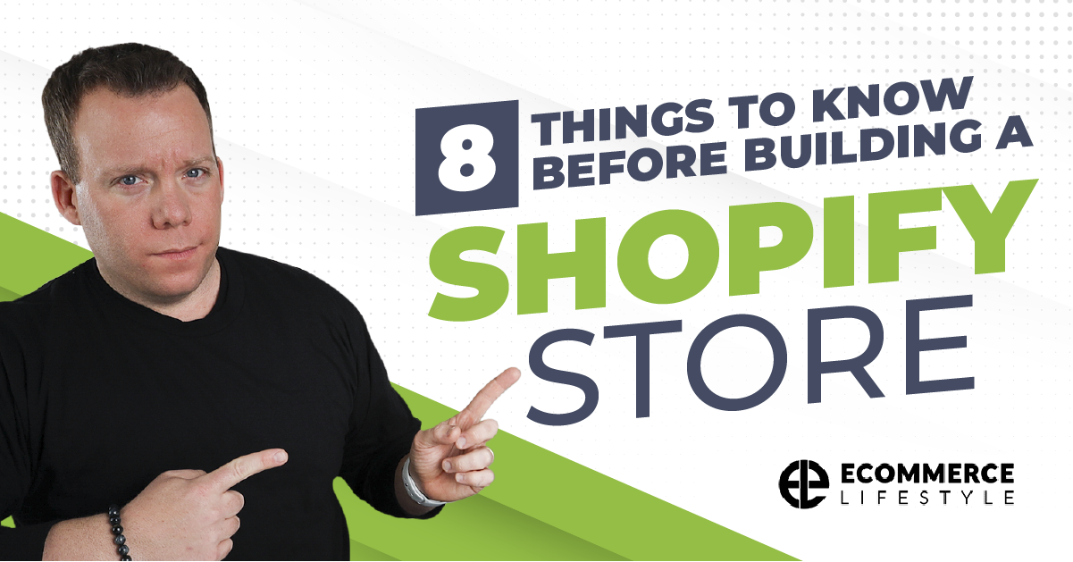 8 Things To Know Before Building a Shopify Store