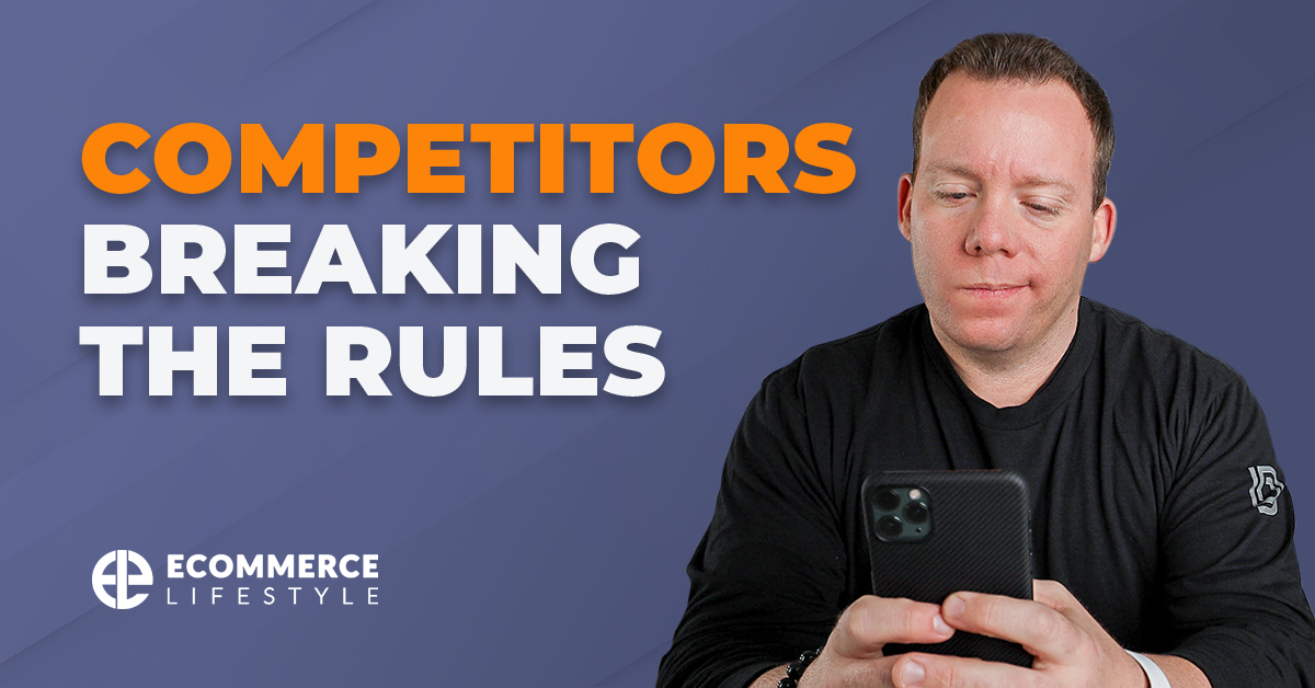 Competitors Breaking The Rules